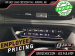 Grey 2021 Buick Envision Front Vehicle Photo in Airdrie AB