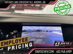 Grey 2021 Buick Envision Left Rear Interior Door Panel Photo in Airdrie AB