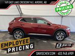 Grey 2021 Buick Envision Trim Specific Photo in Airdrie AB