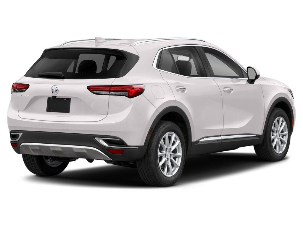 White 2021 Buick Envision Left Front Rim and Tire Photo in Westlock AB