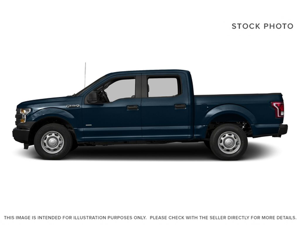 Blue[Blue Jeans Metallic] 2017 Ford F-150 Left Side Photo in Fort Macleod AB