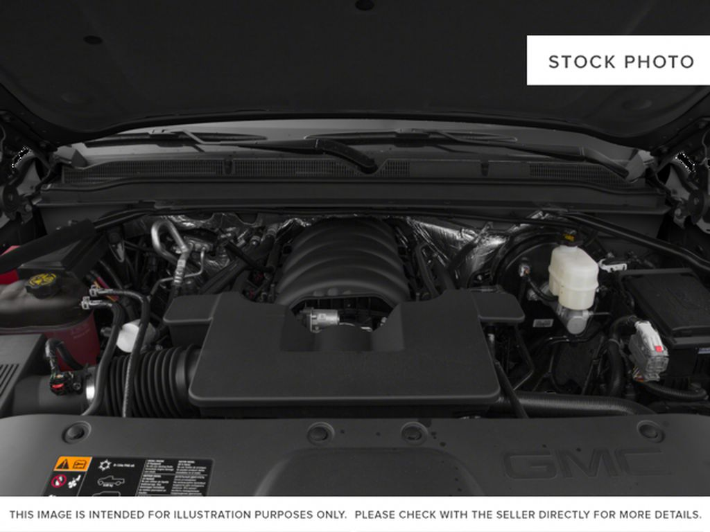 Black[Onyx Black] 2015 GMC Yukon XL Engine Compartment Photo in Fort Macleod AB