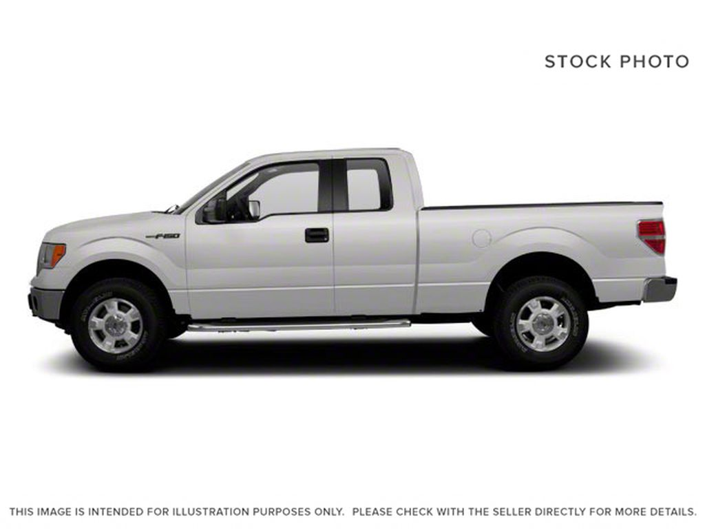 Blue[Blue Flame Metallic] 2012 Ford F-150 Left Side Photo in Fort Macleod AB