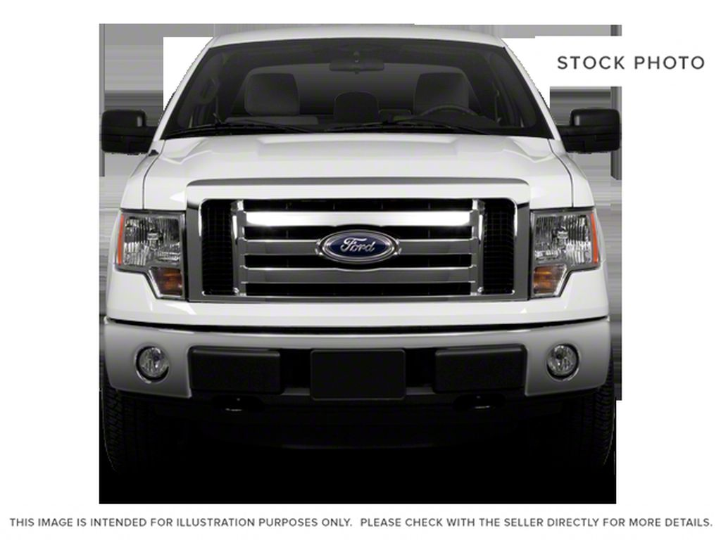 Blue[Blue Flame Metallic] 2012 Ford F-150 Front Vehicle Photo in Fort Macleod AB
