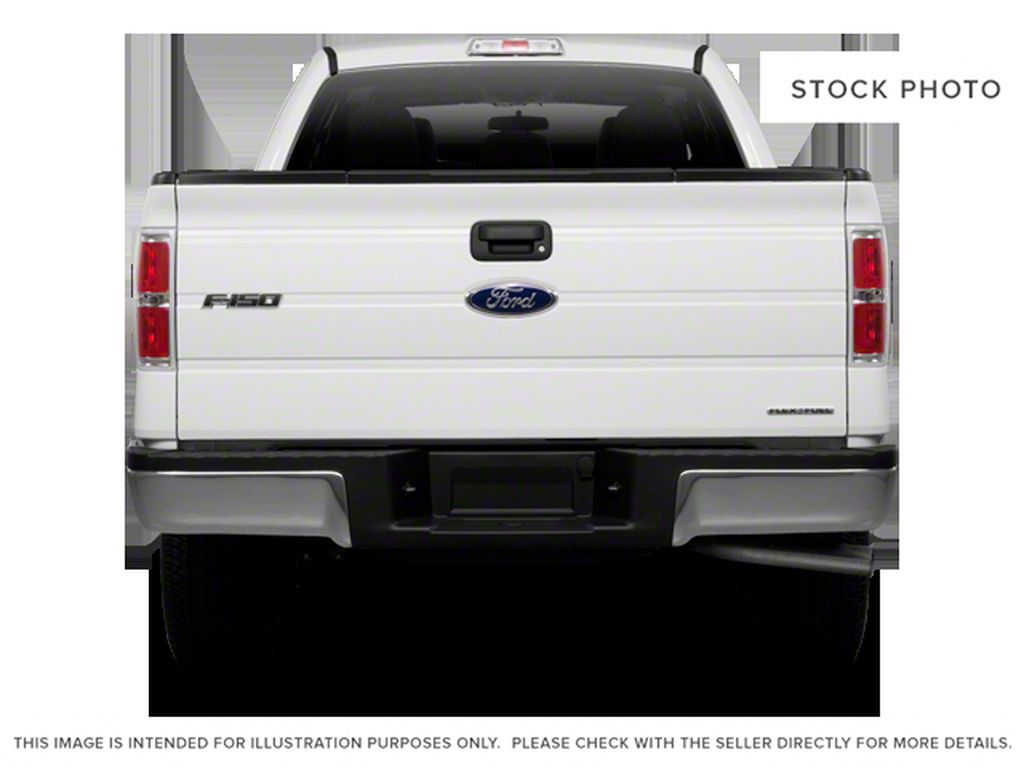 Blue[Blue Flame Metallic] 2012 Ford F-150 Rear of Vehicle Photo in Fort Macleod AB