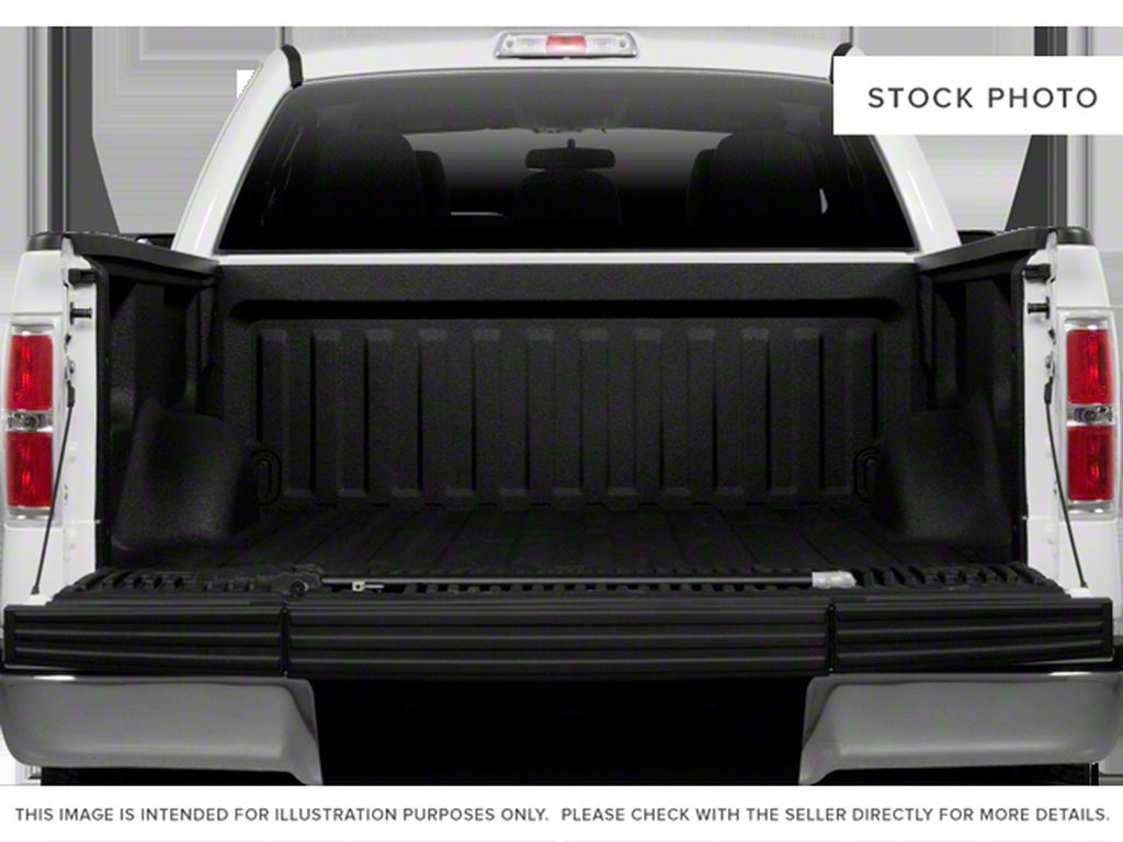 Blue[Blue Flame Metallic] 2012 Ford F-150 Trunk / Cargo Area Photo in Fort Macleod AB