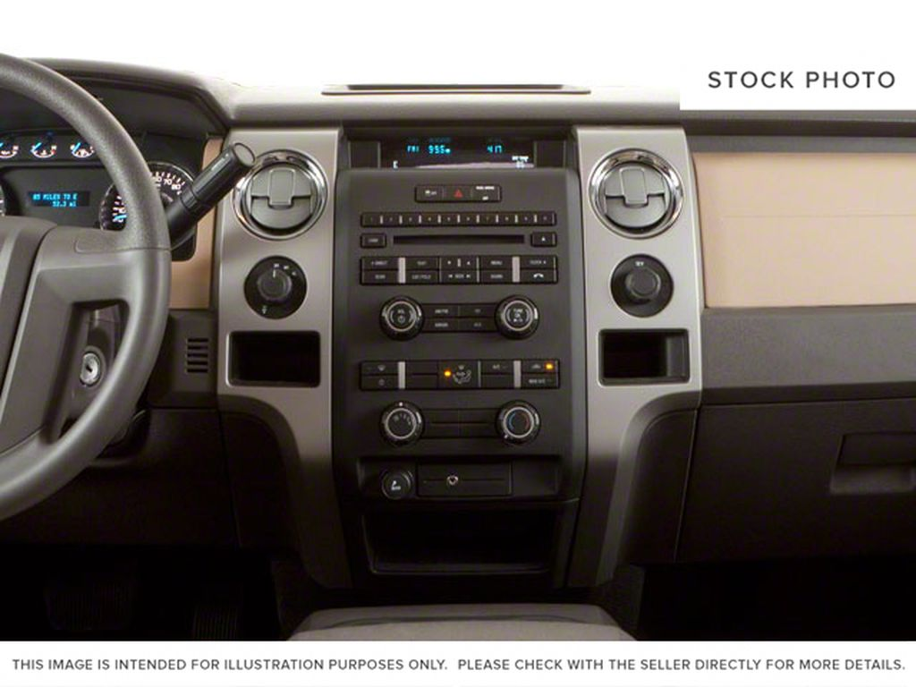Blue[Blue Flame Metallic] 2012 Ford F-150 Central Dash Options Photo in Fort Macleod AB