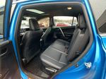 Blue[Electric Storm Blue] 2018 Toyota RAV4 Right Side Front Seat  Photo in Brampton ON