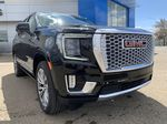 Black 2021 GMC Yukon Left Front Head Light / Bumper and Grill in Brooks AB