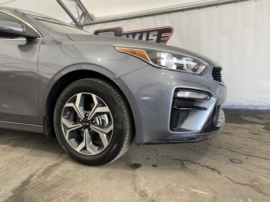 2021 Kia Forte Front Vehicle Photo in Airdrie AB