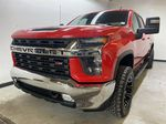 RED 2020 Chevrolet Silverado 2500HD LT Z71 - Bluetooth, Backup Camera, Apple Carplay Left Front Head Light / Bumper and Grill in Edmonton AB