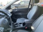 WHITE 2017 Ford Escape  Driver's Side Door Controls Photo in Edmonton AB