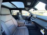 Black[Black] 2021 Chevrolet Suburban High Country Right Side Front Seat  Photo in Calgary AB