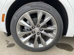 White[Summit White] 2021 Buick Envision Left Front Rim and Tire Photo in Edmonton AB