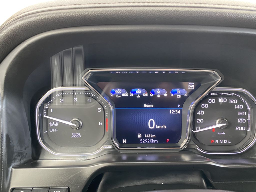 2019 GMC Sierra 1500 Left Front Head Light / Bumper and Grill in Airdrie AB