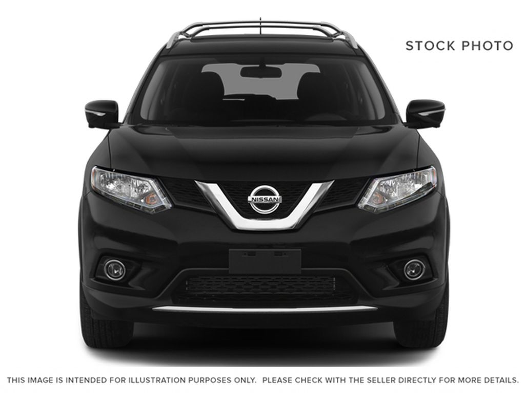 White[Moonlight White Pearl] 2014 Nissan Rogue Front Vehicle Photo in Fort Macleod AB