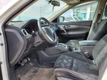 White[Moonlight White Pearl] 2014 Nissan Rogue Left Front Interior Photo in Fort Macleod AB