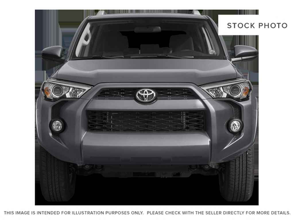 Red[Barcelona Red Metallic] 2014 Toyota 4Runner Front Vehicle Photo in Fort Macleod AB