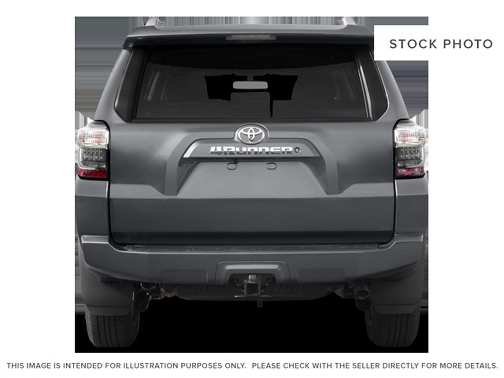 Red[Barcelona Red Metallic] 2014 Toyota 4Runner Rear of Vehicle Photo in Fort Macleod AB