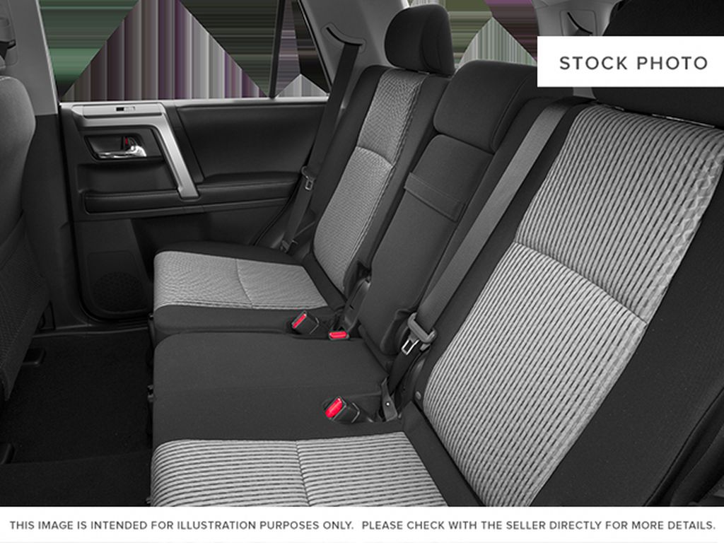 Red[Barcelona Red Metallic] 2014 Toyota 4Runner Left Side Rear Seat  Photo in Fort Macleod AB