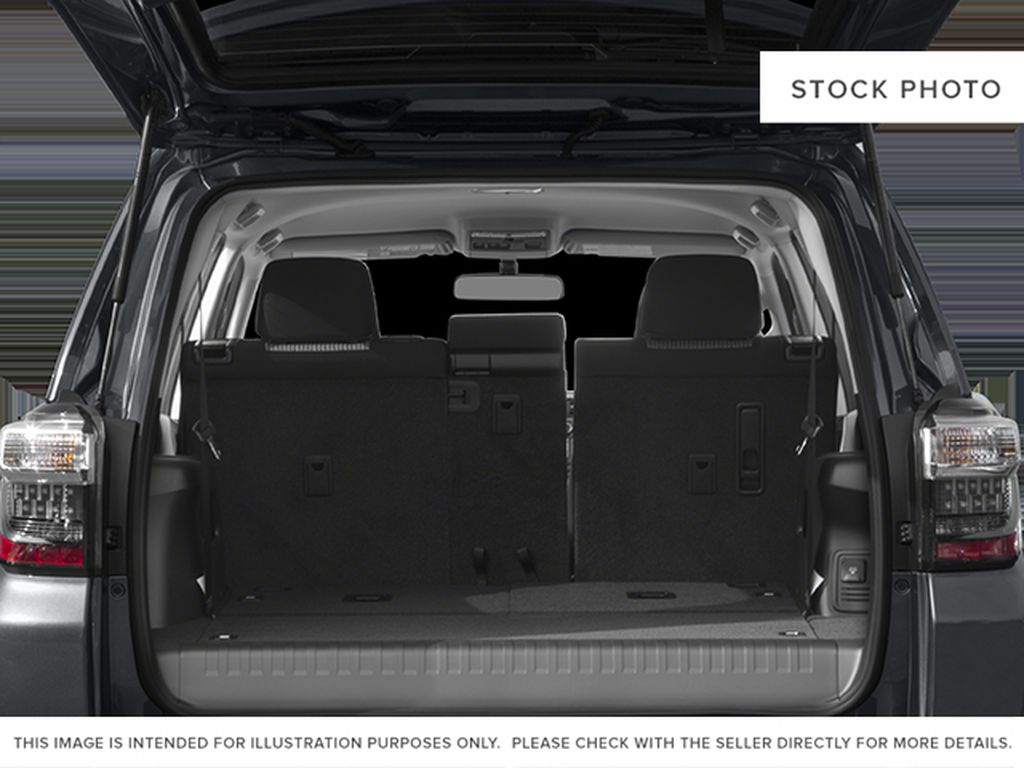 Red[Barcelona Red Metallic] 2014 Toyota 4Runner Trunk / Cargo Area Photo in Fort Macleod AB