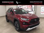 Red[Ruby Flare Pearl] 2021 Toyota RAV4 Trail Primary Listing Photo in Sherwood Park AB