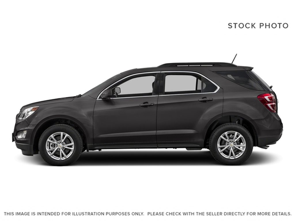 Black[Black] 2017 Chevrolet Equinox Left Side Photo in Canmore AB