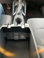 Silver[Celestite] 2021 Toyota Corolla LE Upgrade Package BPRBLC BM Right Side Front Seat  Photo in Brampton ON