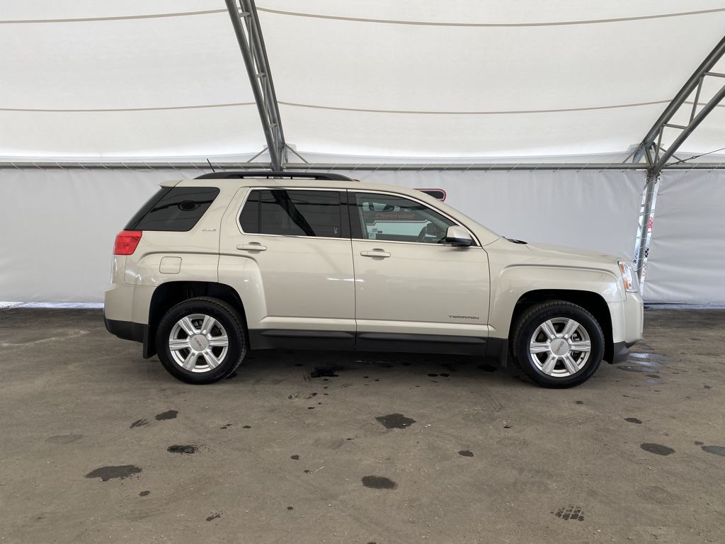 2014 GMC Terrain Left Side Rear Seat  Photo in Airdrie AB