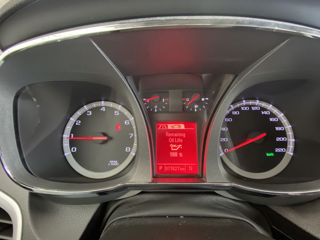 2014 GMC Terrain Front Vehicle Photo in Airdrie AB