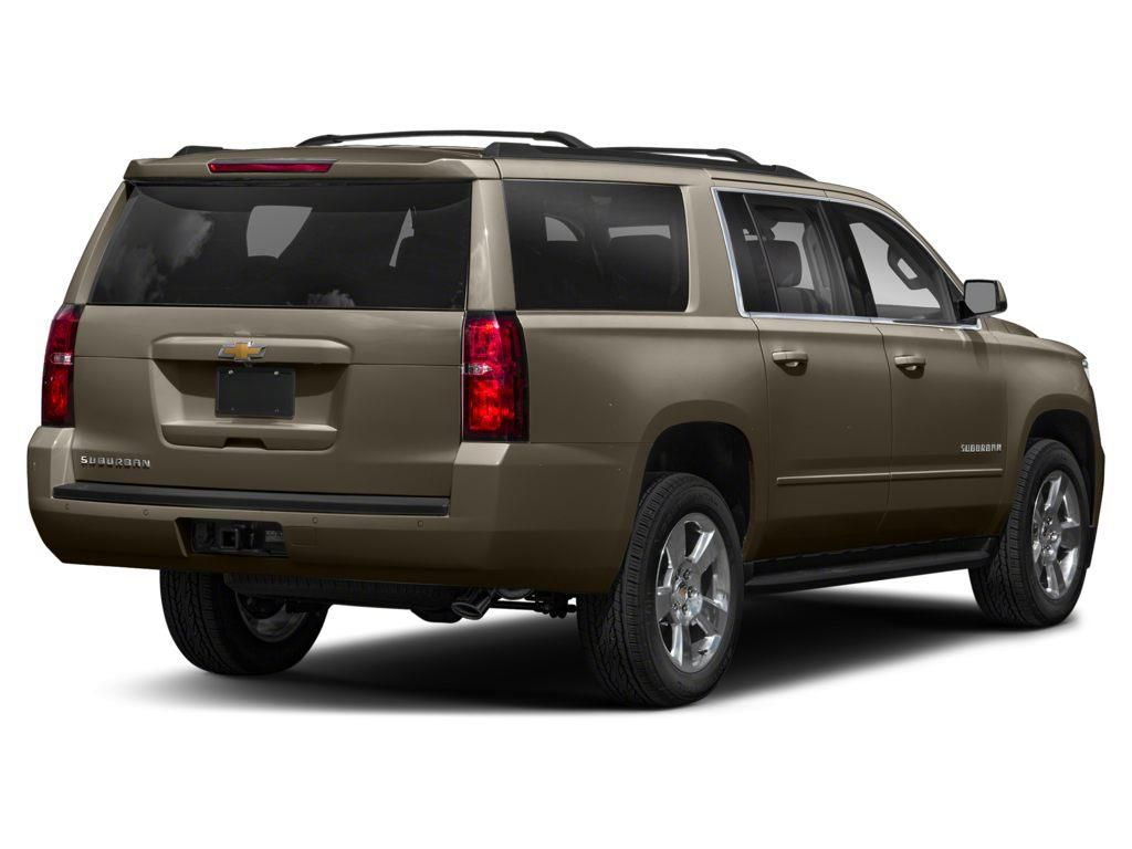 Grey 2018 Chevrolet Suburban Left Front Rim and Tire Photo in Westlock AB