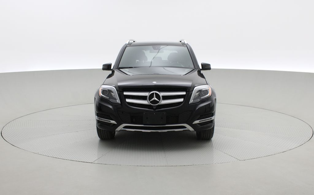 Black[Black] 2015 Mercedes-Benz GLK-Class - DIESEL, Panoramic Roof, Leather Front Vehicle Photo in Winnipeg MB
