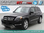 Black[Black] 2015 Mercedes-Benz GLK-Class - DIESEL, Panoramic Roof, Leather Primary Photo in Winnipeg MB