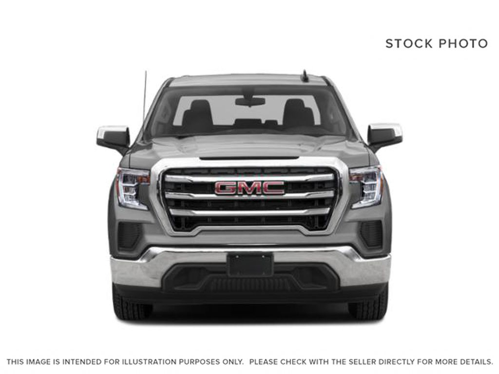 White[Summit White] 2019 GMC Sierra 1500 Front Vehicle Photo in Fort Macleod AB