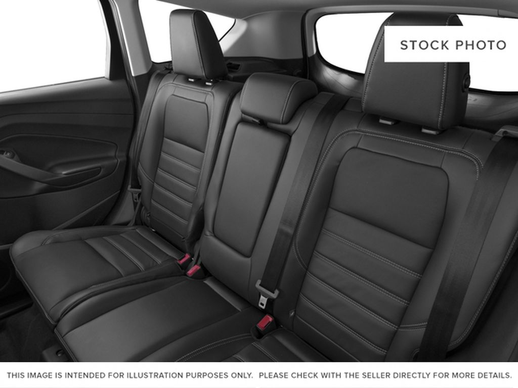 2017 Ford Escape Left Side Rear Seat  Photo in Fort Macleod AB
