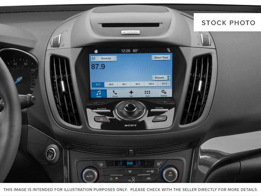 2017 Ford Escape Radio Controls Closeup Photo in Fort Macleod AB