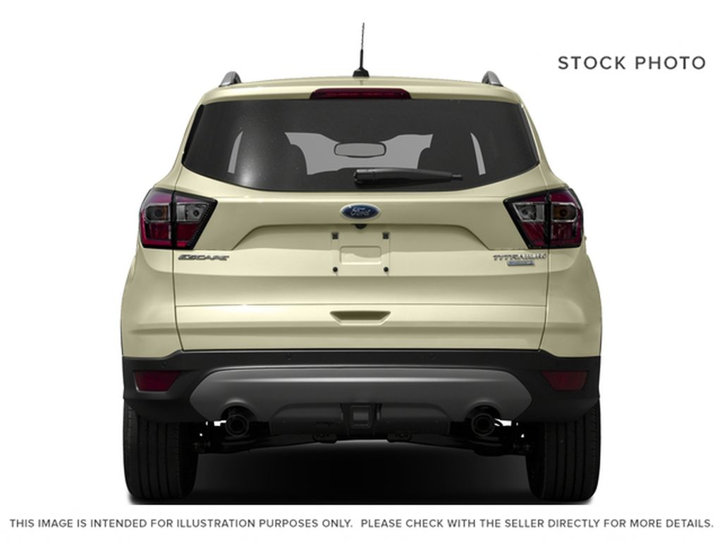 2017 Ford Escape Rear of Vehicle Photo in Fort Macleod AB