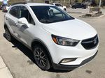 White[Summit White] 2017 Buick Encore CX Primary Photo in Canmore AB