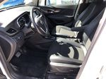 White[Summit White] 2017 Buick Encore CX Left Front Interior Photo in Canmore AB