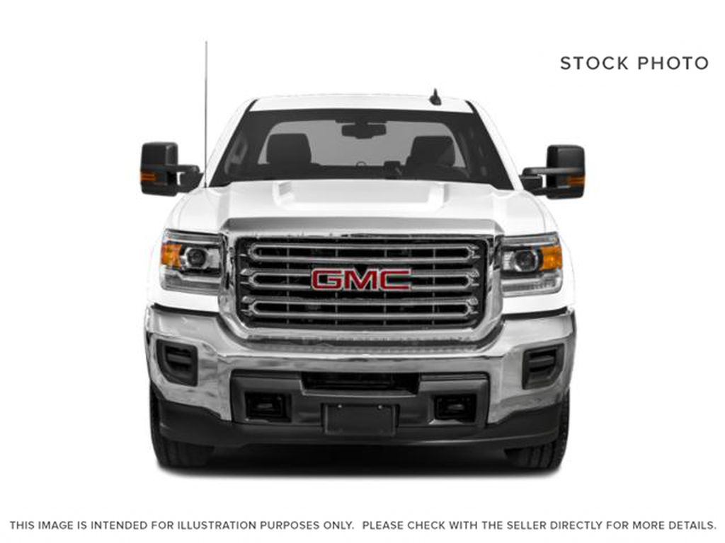 White[Summit White] 2019 GMC Sierra 2500HD Front Vehicle Photo in Fort Macleod AB