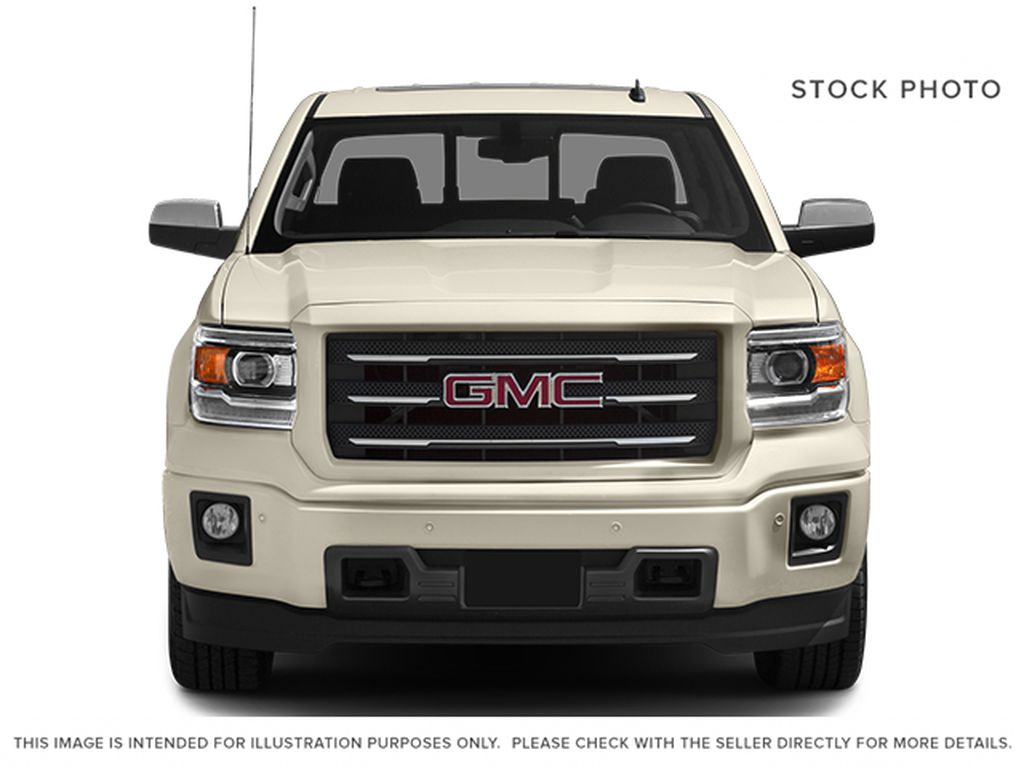 White[Summit White] 2014 GMC Sierra 1500 Front Vehicle Photo in Fort Macleod AB