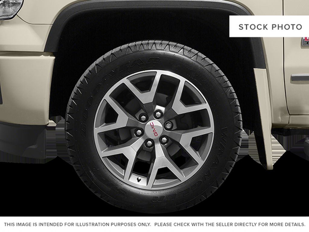 White[Summit White] 2014 GMC Sierra 1500 Left Front Rim and Tire Photo in Fort Macleod AB