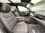 White[Crystal White Tricoat] 2021 Cadillac XT6 Sport Right Side Front Seat  Photo in Calgary AB