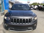 Gray[Granite Crystal Metallic] 2016 Jeep Grand Cherokee Limited Front Vehicle Photo in Canmore AB