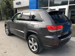 Gray[Granite Crystal Metallic] 2016 Jeep Grand Cherokee Limited Left Rear Corner Photo in Canmore AB