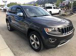Gray[Granite Crystal Metallic] 2016 Jeep Grand Cherokee Limited Right Front Corner Photo in Canmore AB