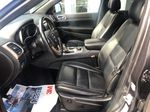 Gray[Granite Crystal Metallic] 2016 Jeep Grand Cherokee Limited Left Front Interior Photo in Canmore AB
