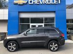 Gray[Granite Crystal Metallic] 2016 Jeep Grand Cherokee Limited Left Side Photo in Canmore AB