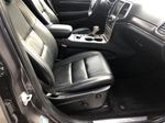 Gray[Granite Crystal Metallic] 2016 Jeep Grand Cherokee Limited Right Side Front Seat  Photo in Canmore AB