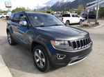 Gray[Granite Crystal Metallic] 2016 Jeep Grand Cherokee Limited Primary Photo in Canmore AB